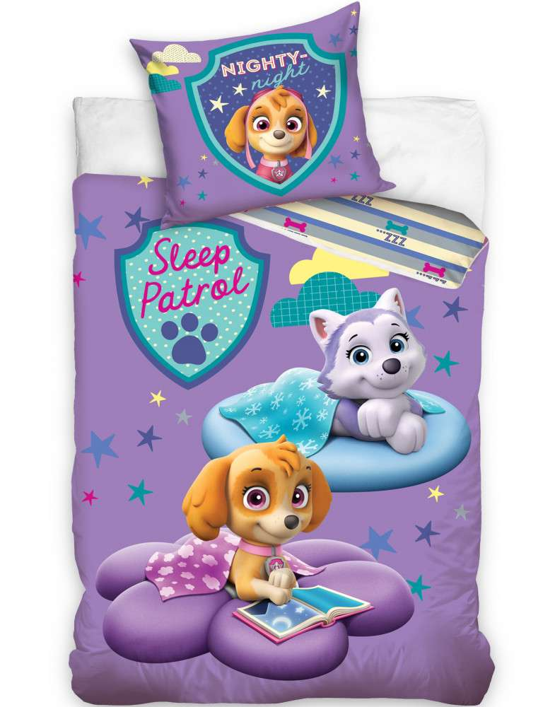 Paw Patrol Sleep Patrol Duvet Set